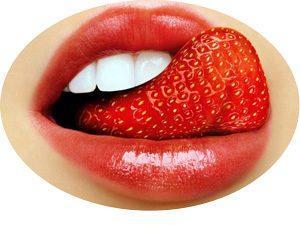 Strawberry Blowjobs