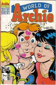 Archie Poly Kisses