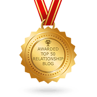 Awarded Top 50 Relationship Blog