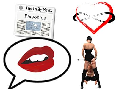 Dating: Meeting Kinky Partners, Personals Protocol, and Polyamory