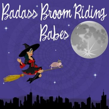 Badass Broom Riding Babes- Ep 011