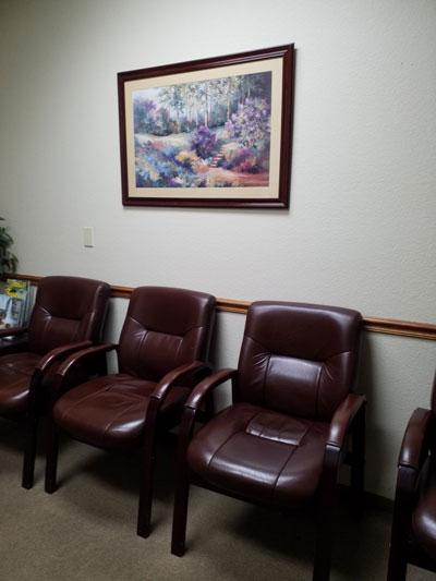 Labcorp Waiting Room